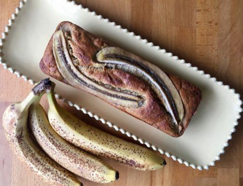 Gâteau à la banane • Banana Bread