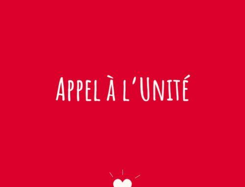 Appel à l'Unité !